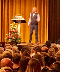 Tony Attwood in Köln